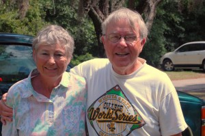 long time congregants priscilla and randy haydon